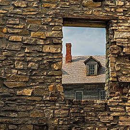 Window in A Window by Paul Freidlund
