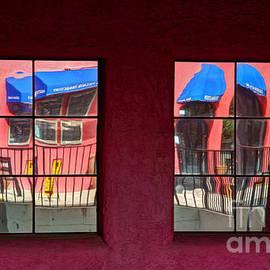 Vivian Christopher - Window Reflections