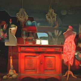L Wright - Window Shopping