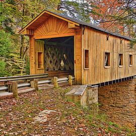 Marcia Colelli - Windsor Covered Bridge