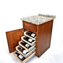 Wine-logic Wine Rack by David Coblitz