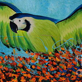 Wings Of Joy by Preethi Mathialagan