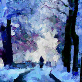 Vincent DiNovici - Winter Blues TNM