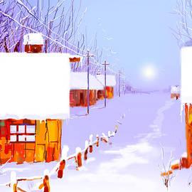 Boghrat Sadeghan - Winter
