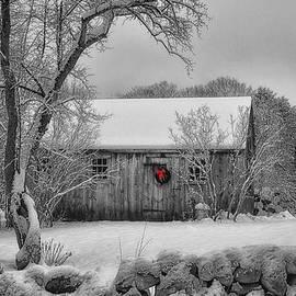 Tricia Marchlik - Winter Cabin