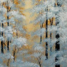 Shasta Eone - Winter  Contrasts