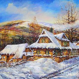 Dariusz Orszulik - Winter