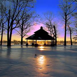 Michael Rucker - Winter Dawn