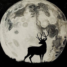 Deanna Millard - Winter Deer