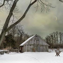 Winter Dusk by Robin-Lee Vieira