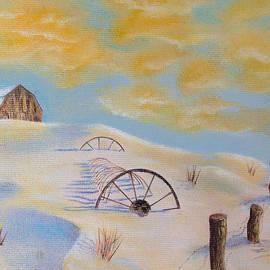 Teresa Ascone - Winter Farm