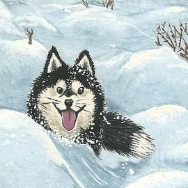 Sherry Goeben - Winter Games -- Husky Style