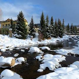 Connor Beekman - Winter in Breckenridge