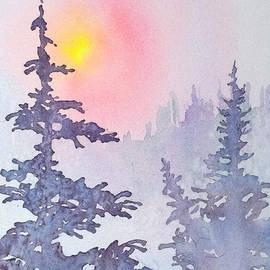 Winter Mist by Teresa Ascone
