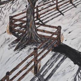 Jeffrey Koss - Winter Moon Shadow