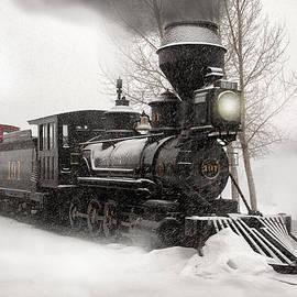 Ken Smith - Winter Narrow Gauge Steam
