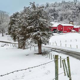 Winter Road by Bill Wakeley