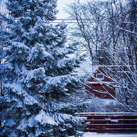 Melissa  Rogers - Winter Scene