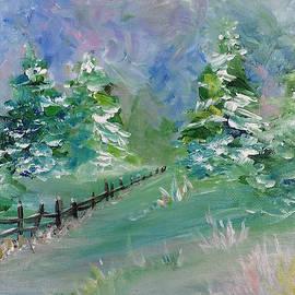 Winter Silence by Lauren Heller