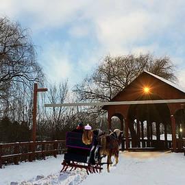 Michael Rucker - Winter Sleigh Ride