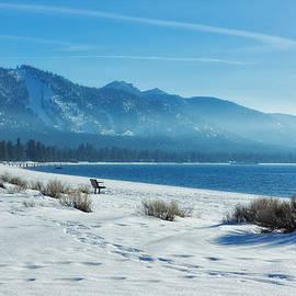 Winter Solitude by Kim Hojnacki