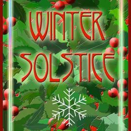 Melissa A Benson - Winter Solstice