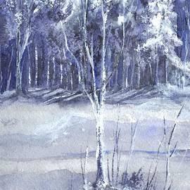 Carol Wisniewski - Winter Soltice I