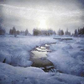 Gun Legler - Winter stream