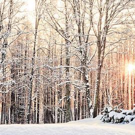 Olivier De Rycke - Winter Sun Rise