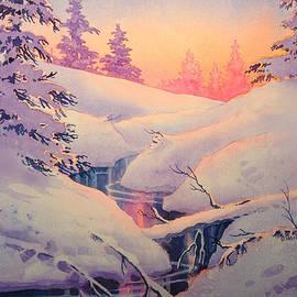 Winter Sun by Teresa Ascone