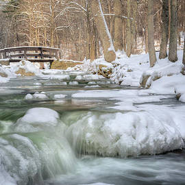 Winter Water by Bill Wakeley