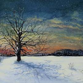 Mary Palmer - Winters Eve