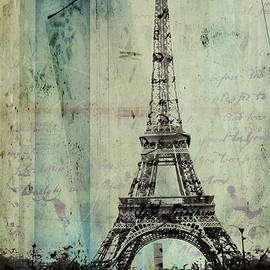 With Love From Paris  by Steven  Taylor