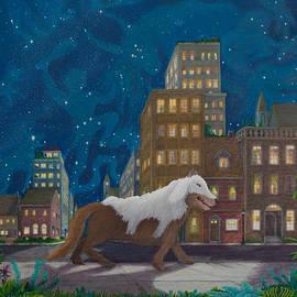 Matt Konar - Wolf in Sheep