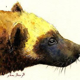 Wolverine by Juan  Bosco