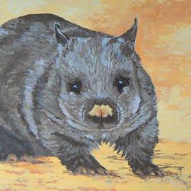 Wonderful Wombat by Margaret Saheed