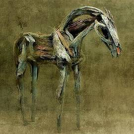 Wooden Horse by James Stough