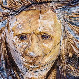 Janice Rae Pariza - Wooden Woman
