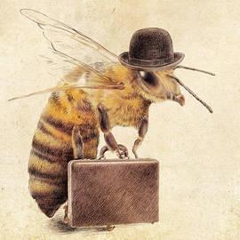 Worker Bee by Eric Fan
