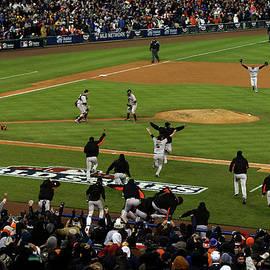 World Series - San Francisco Giants V by Jonathan Daniel