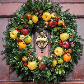 Wreath 2 by William Krumpelman