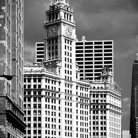 Christine Till - Wrigley Building Chicago Illinois