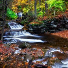 Wyandot Falls by Mark Papke