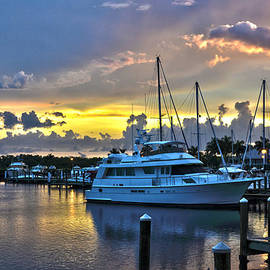 Timothy Lowry - Yacht at Cape Coral Florida Marina and Resort 2