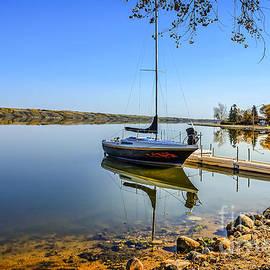 Viktor Birkus - Yacht at the Little Manitou Lake