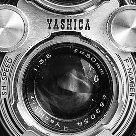 Yashica 635 - Front Detail by Jon Woodhams