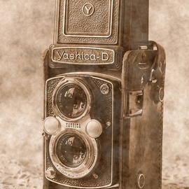 Yashica D sepia by Jouko Lehto
