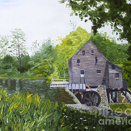 Kevin Croitz - Yates Mill Summer