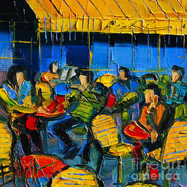 Mona Edulesco - Yellow Cafe