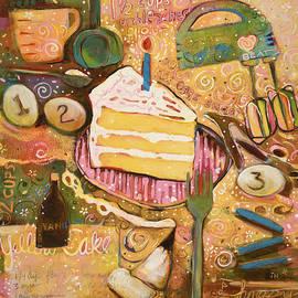 Yellow Cake Recipe by Jen Norton